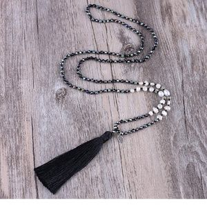 🆕 Long Tassel Necklace